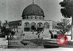 Image of Al Aqsa Mosque Palestine, 1918, second 42 stock footage video 65675029256