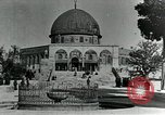 Image of Al Aqsa Mosque Palestine, 1918, second 43 stock footage video 65675029256