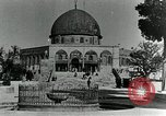 Image of Al Aqsa Mosque Palestine, 1918, second 45 stock footage video 65675029256