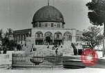 Image of Al Aqsa Mosque Palestine, 1918, second 46 stock footage video 65675029256