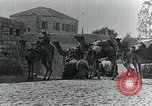 Image of Al Aqsa Mosque Palestine, 1918, second 54 stock footage video 65675029256