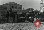 Image of Al Aqsa Mosque Palestine, 1918, second 56 stock footage video 65675029256