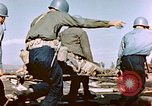 Image of Wounded US Marines on D-Day of Iwo Jima Iwo Jima, 1945, second 24 stock footage video 65675029319
