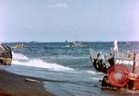 Image of Wounded US Marines on D-Day of Iwo Jima Iwo Jima, 1945, second 40 stock footage video 65675029319
