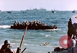 Image of Wounded US Marines on D-Day of Iwo Jima Iwo Jima, 1945, second 41 stock footage video 65675029319