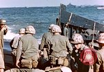 Image of Wounded US Marines on D-Day of Iwo Jima Iwo Jima, 1945, second 48 stock footage video 65675029319