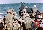 Image of Wounded US Marines on D-Day of Iwo Jima Iwo Jima, 1945, second 51 stock footage video 65675029319