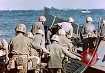 Image of Wounded US Marines on D-Day of Iwo Jima Iwo Jima, 1945, second 52 stock footage video 65675029319