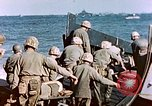 Image of Wounded US Marines on D-Day of Iwo Jima Iwo Jima, 1945, second 53 stock footage video 65675029319