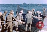 Image of Wounded US Marines on D-Day of Iwo Jima Iwo Jima, 1945, second 56 stock footage video 65675029319