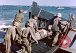 Image of Wounded US Marines on D-Day of Iwo Jima Iwo Jima, 1945, second 61 stock footage video 65675029319