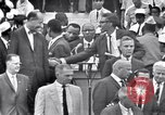 Image of Roy Wilkins Washington DC USA, 1963, second 4 stock footage video 65675029519