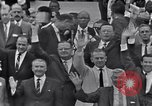 Image of Roy Wilkins Washington DC USA, 1963, second 18 stock footage video 65675029519