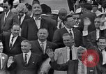 Image of Roy Wilkins Washington DC USA, 1963, second 23 stock footage video 65675029519
