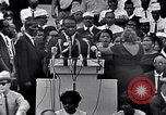 Image of Roy Wilkins Washington DC USA, 1963, second 29 stock footage video 65675029519