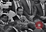 Image of Roy Wilkins Washington DC USA, 1963, second 30 stock footage video 65675029519