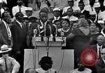 Image of Roy Wilkins Washington DC USA, 1963, second 36 stock footage video 65675029519