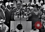 Image of Roy Wilkins Washington DC USA, 1963, second 38 stock footage video 65675029519