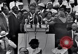 Image of Roy Wilkins Washington DC USA, 1963, second 39 stock footage video 65675029519