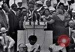Image of Roy Wilkins Washington DC USA, 1963, second 40 stock footage video 65675029519