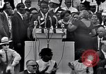 Image of Roy Wilkins Washington DC USA, 1963, second 41 stock footage video 65675029519