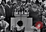 Image of Roy Wilkins Washington DC USA, 1963, second 42 stock footage video 65675029519