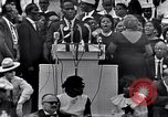 Image of Roy Wilkins Washington DC USA, 1963, second 43 stock footage video 65675029519