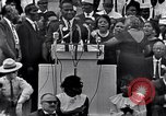 Image of Roy Wilkins Washington DC USA, 1963, second 45 stock footage video 65675029519