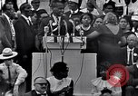 Image of Roy Wilkins Washington DC USA, 1963, second 46 stock footage video 65675029519