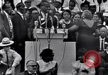 Image of Roy Wilkins Washington DC USA, 1963, second 47 stock footage video 65675029519