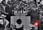 Image of Roy Wilkins Washington DC USA, 1963, second 60 stock footage video 65675029519