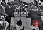 Image of Roy Wilkins Washington DC USA, 1963, second 61 stock footage video 65675029519