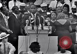 Image of Roy Wilkins Washington DC USA, 1963, second 62 stock footage video 65675029519