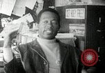 Image of Bobby Seale Oakland California USA, 1968, second 10 stock footage video 65675029942