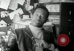 Image of Bobby Seale Oakland California USA, 1968, second 16 stock footage video 65675029942