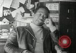 Image of Bobby Seale Oakland California USA, 1968, second 35 stock footage video 65675029942