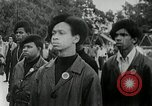Image of Black Panther Party march and demonstration Oakland California USA, 1968, second 15 stock footage video 65675029943
