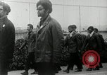 Image of Black Panther Party march and demonstration Oakland California USA, 1968, second 34 stock footage video 65675029943