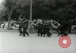 Image of Black Panther Party march and demonstration Oakland California USA, 1968, second 45 stock footage video 65675029943
