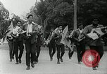 Image of Black Panther Party march and demonstration Oakland California USA, 1968, second 47 stock footage video 65675029943
