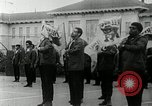 Image of Black Panther Party march and demonstration Oakland California USA, 1968, second 56 stock footage video 65675029943