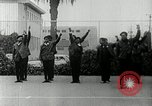 Image of Black Panther Party march and demonstration Oakland California USA, 1968, second 57 stock footage video 65675029943