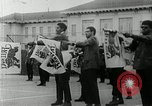 Image of Black Panther Party march and demonstration Oakland California USA, 1968, second 60 stock footage video 65675029943