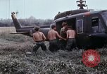 Image of unloading supplies Vietnam, 1968, second 8 stock footage video 65675030470