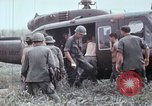 Image of unloading supplies Vietnam, 1968, second 11 stock footage video 65675030470