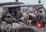 Image of unloading supplies Vietnam, 1968, second 20 stock footage video 65675030470
