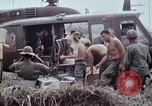 Image of unloading supplies Vietnam, 1968, second 21 stock footage video 65675030470