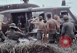 Image of unloading supplies Vietnam, 1968, second 22 stock footage video 65675030470