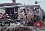 Image of unloading supplies Vietnam, 1968, second 23 stock footage video 65675030470