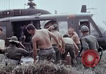 Image of unloading supplies Vietnam, 1968, second 25 stock footage video 65675030470